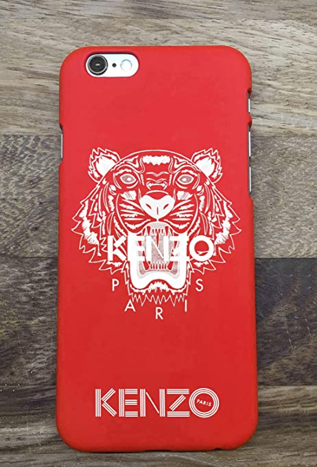 coque iphone 7 kenzo silicone