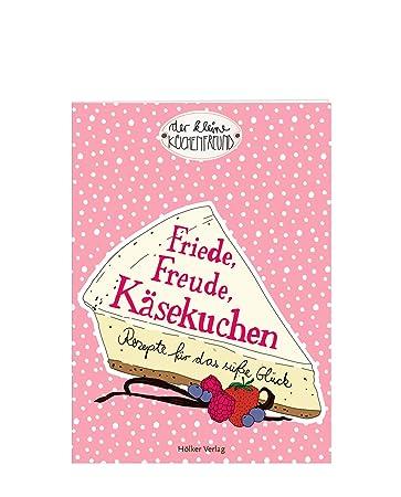 Hölker Verlag Büchlein Der kleine Küchenfreund Friede, Freude ...