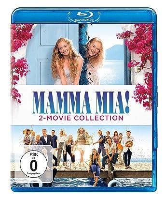 Mamma Mia! - 2-Movie Collection [Alemania] [Blu-ray]: Amazon.es ...