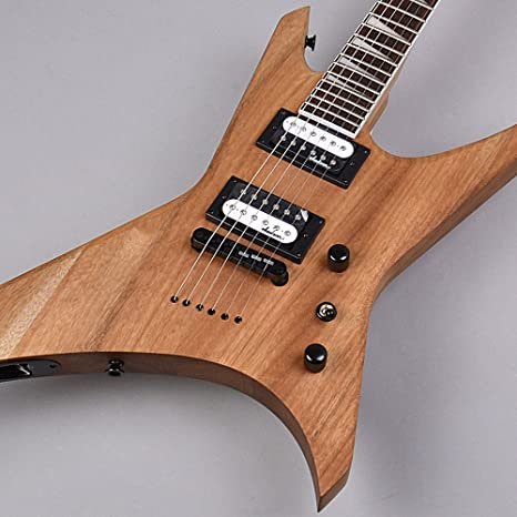 Jackson JS32T Warrior Natural Oil Guitarra Electrica: Amazon.es ...