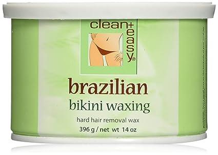 Bikini wax and clear lake