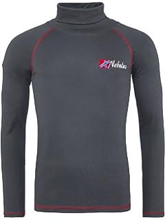 Nebulus Giacca Sportiva - Uomo Grigio  Amazon.it  Abbigliamento 026ad661d76