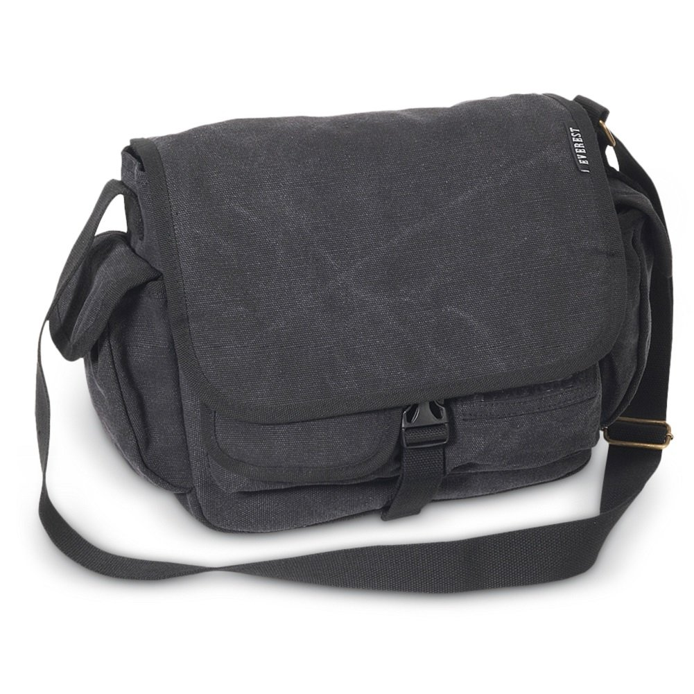 Everest Luggage Sporty Gear Bag CHARCOAL