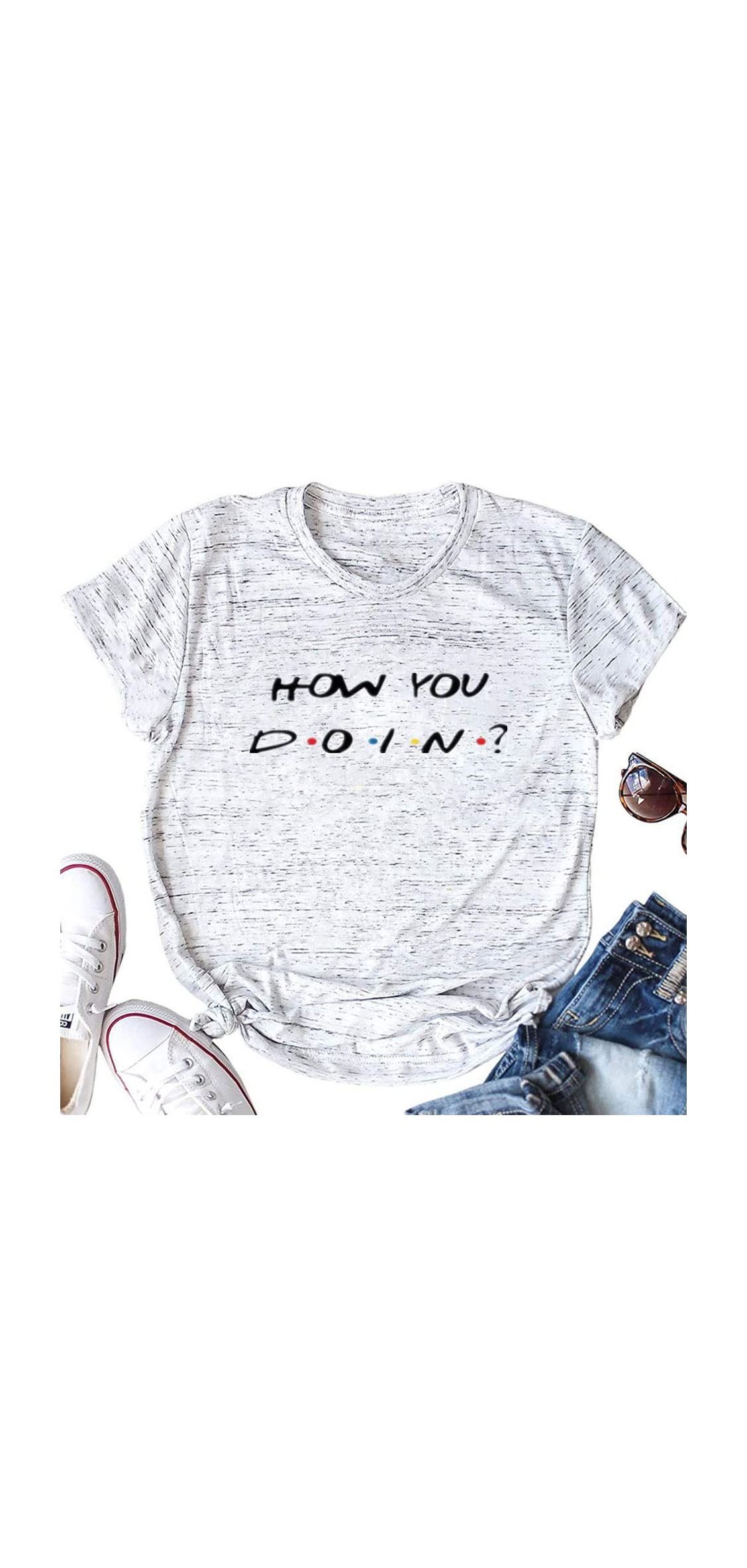 Womens Summer Short Sleeve Funny Cute Graphic T Shirt