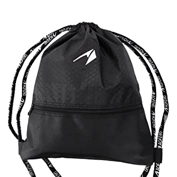 74b83d244a3 AOFENG Waterproof Drawstring Backpack Sports Gym Bag School PE Bag Sack Pack  for Girls Boys Mens