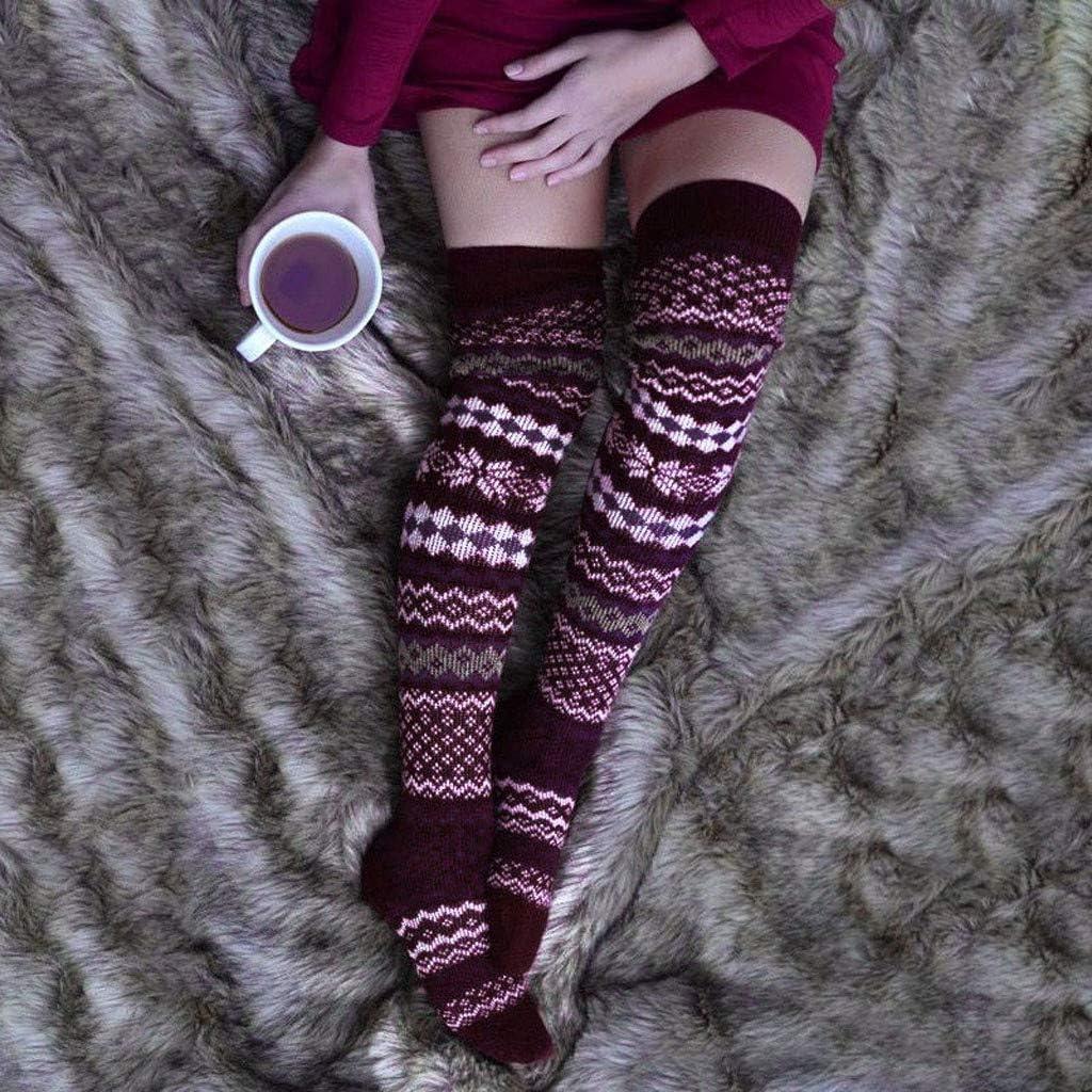 Swyss Women Thigh High Over KNEE Socks Long Cotton Stockings Leg Warmer For Teen Girls Ladies