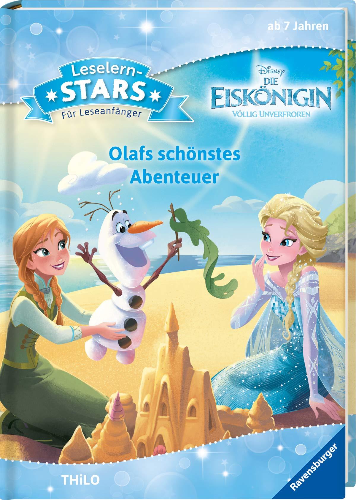 Leselernstars Disney Die Eiskönigin  Olafs Schönstes Abenteuer  Für Leseanfänger
