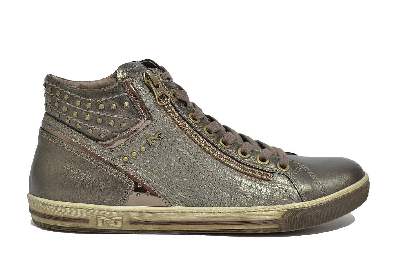 NERO GIARDINI Sneakers scarpe donna fucile 6040 mod. A616040D
