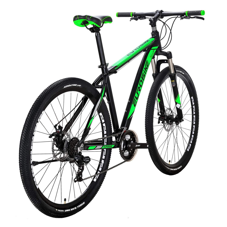 新しい LZBIKE 自転車X9-29 B07PYNN6P6 マウンテンバイク 29インチ アルミ合金自転車 軽量 軽量 21速シフト3×7速 グリーン 自転車 グリーン B07PYNN6P6, YouNewShop:c7d85311 --- senas.4x4.lt