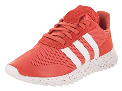 fe70772672a83 adidas Womens Flashback Runner Running Athletic Athletic Shoes,