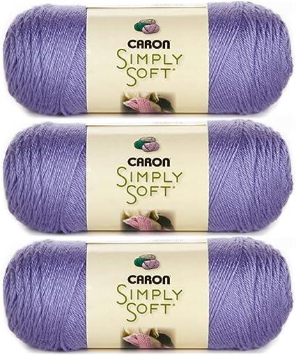 CARON SIMPLY SOFT ARAN 9712 SOFT BLUE - 170g