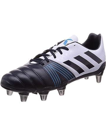 Botas De Rugby Hombre Adidas Kakari Force Sg Negras