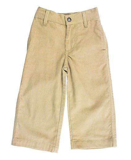 8e31b8230 Amazon.com  RuggedButts Baby Toddler Boys Khaki Corduroy Pants w ...