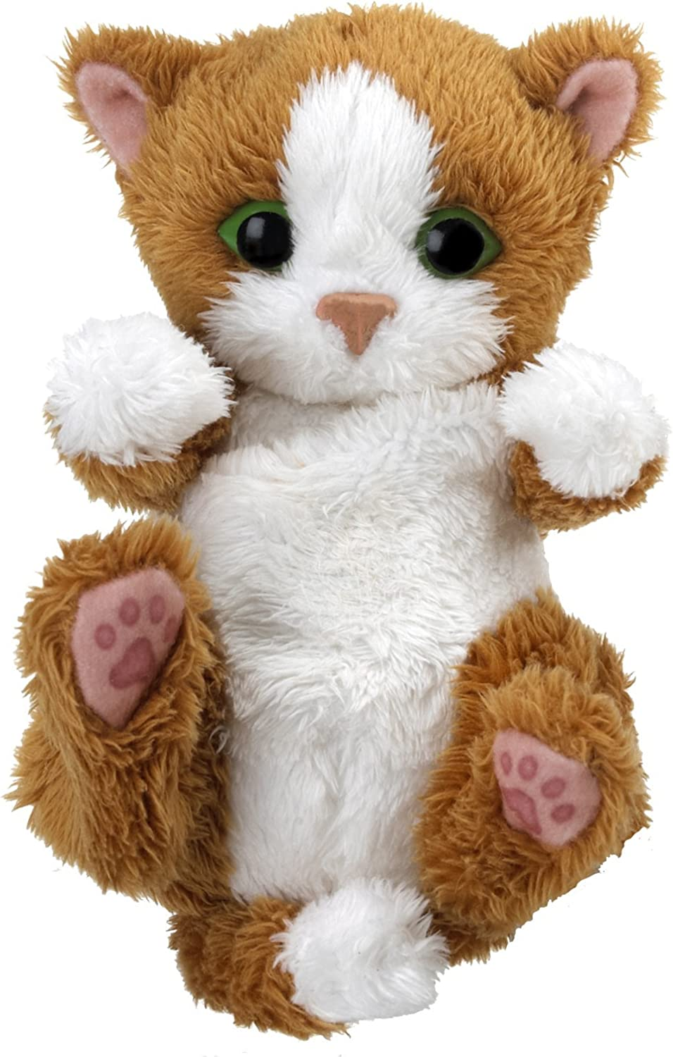Furreal Friends Snuggimals Marmalade And White Kitten Amazon Co Uk Toys Games