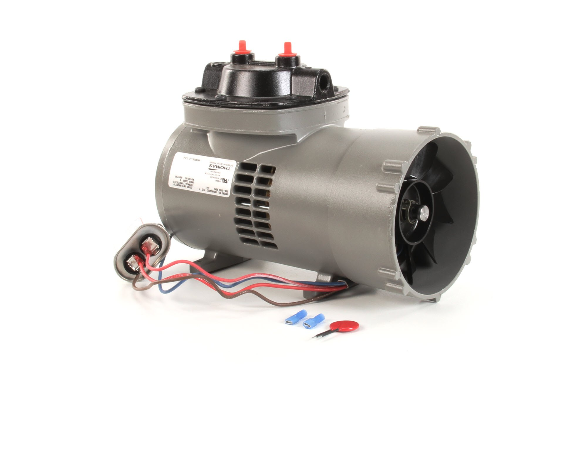 Accutemp AT1E-2703-1 Vacuum Pump, 12'' Height, 12'' Width, 12'' Length