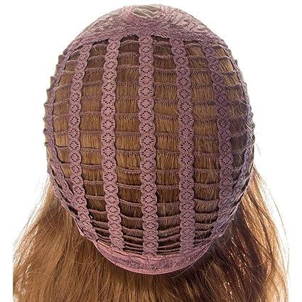 WANG Pelucas Color Negro Fluffy Ondulado Extensiones De Cabello Rizado Wig Sintéticas Resistencia Al Calor Para Las Mujeres Negras : Sports & Outdoors