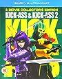 Kick-Ass/Kick-Ass 2 [Blu-ray] [Region Free]