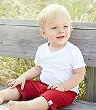 Burt's Bees Baby Baby Boys' T-Shirt, Short Sleeve