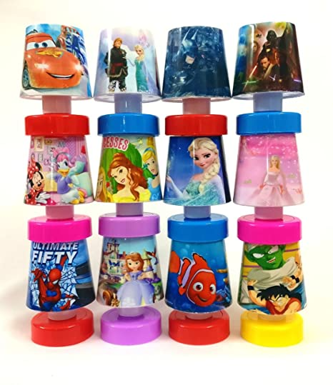 Shopkooky Cartoon Printed Led Night Lamps Perfect For Your Kids Room
