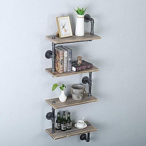 20″ W,10″ D Industrial Pipe Shelf
