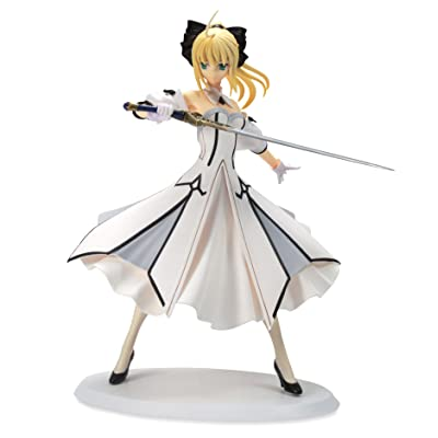 "Banpresto Fate/Stay Night Saber SQ Figure - 48640 7.5"" Saber Lily: Toys & Games"