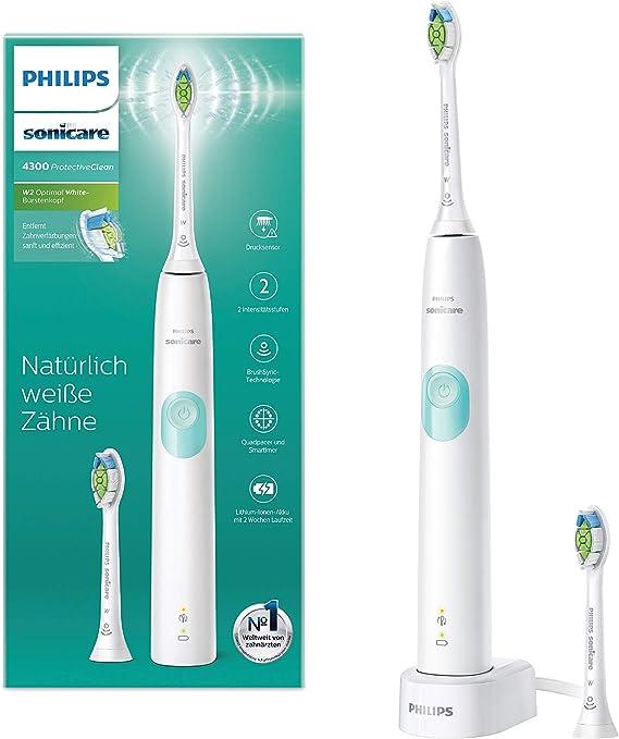 Philips Sonicare HX680751 spazzolino elettrico Adulto Spazzolino elettrico sonico Bianco