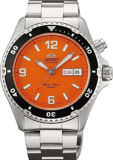 Orient Reloj FEM75001MV Naranja
