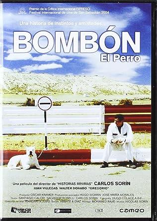 Bombón: El Perro [DVD]: Amazon.es: Juan Villegas, Walter ...
