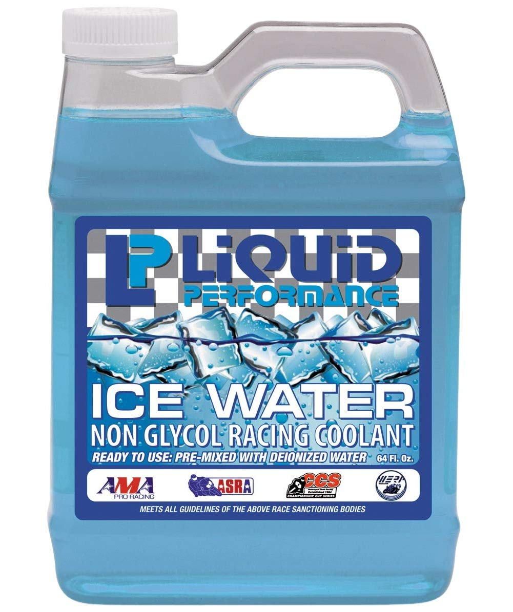 Liquid Performance Racing Ice Water Racing Coolant 64 Ounces 0699 LEPAZA73163 tr-531095
