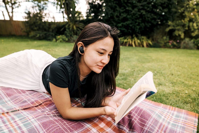 Auriculares con cancelación de ruido Bose QuietComfort - Auriculares inalámbricos verdaderos, triple negro. Los auriculares con cancelación de ruido más eficaces del mundo.