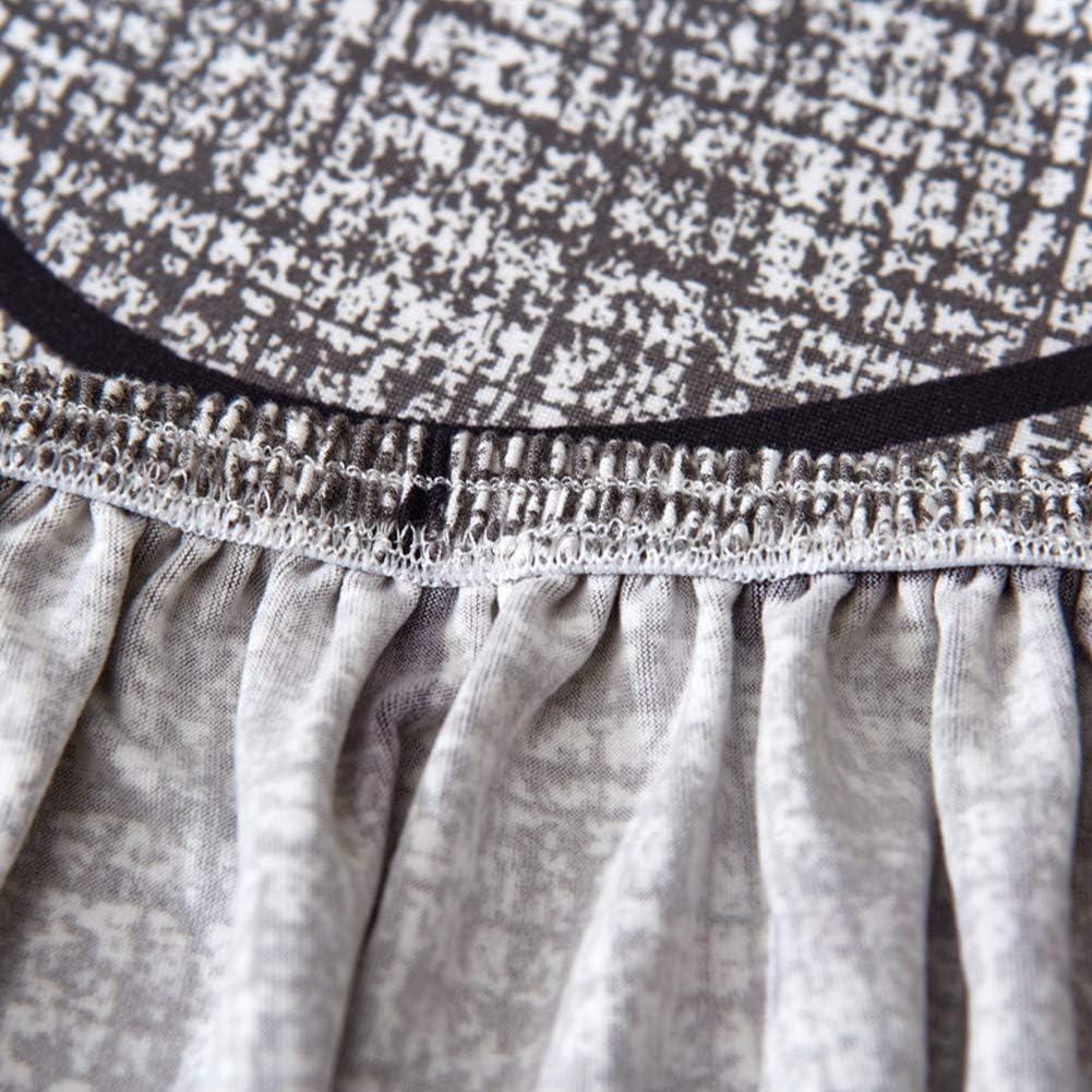90-140cm Ichiias Sofa Cover Lotus Pattern Waterproof Elastic Dustproof Slipcover Cushion Protector
