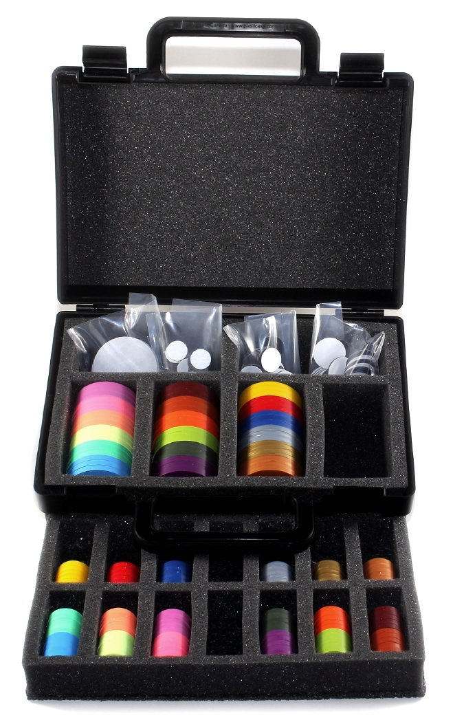 Alea Tools Double Ultimate Game Master Pack - Kickstarter Colors by Alea Tools