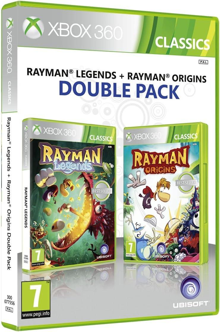 Compilation: Rayman Legends + Origins: Amazon.es: Videojuegos