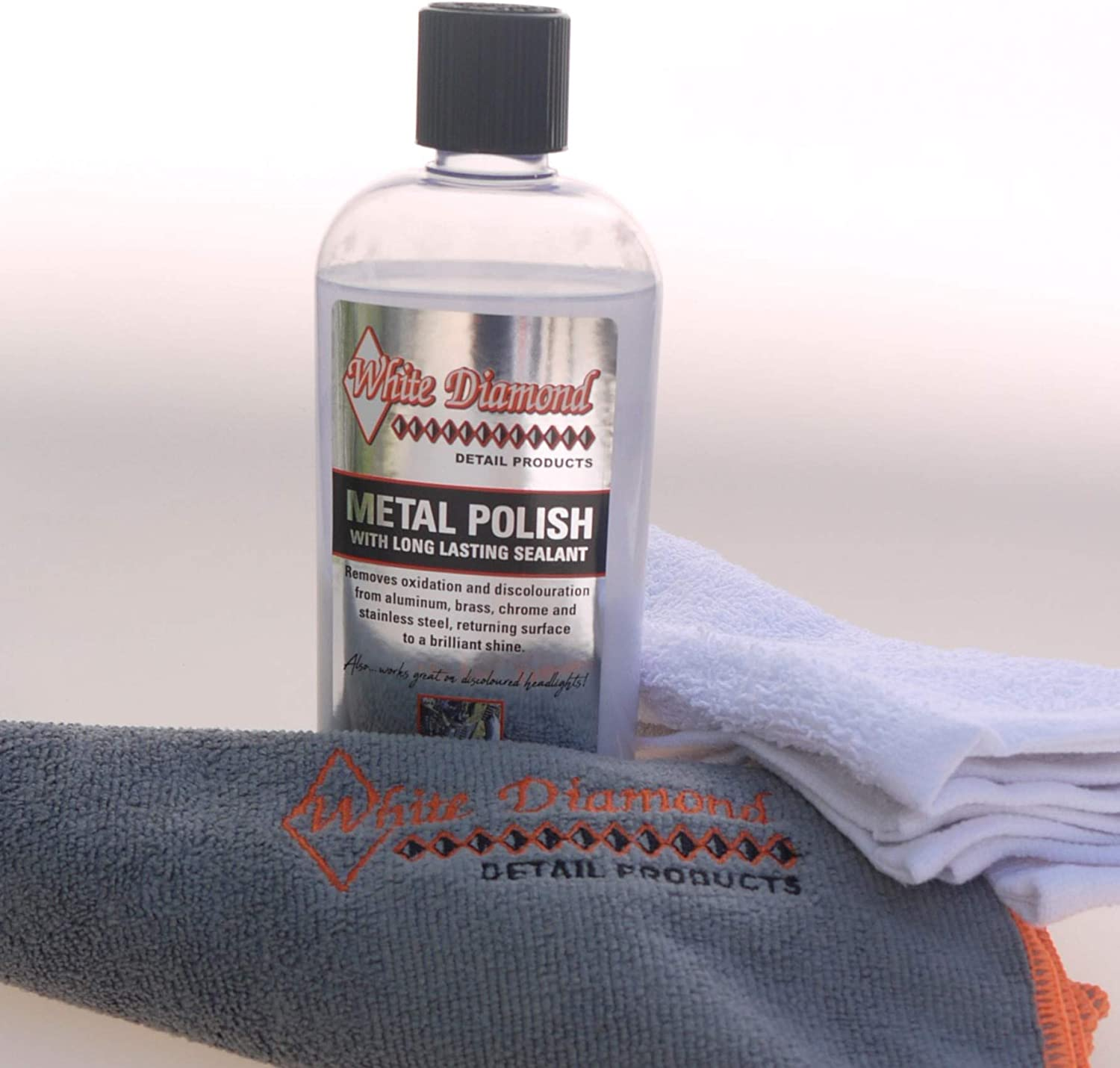 Small Product Image of WHITE DIAMOND Copper Metal Cleaner and Polish