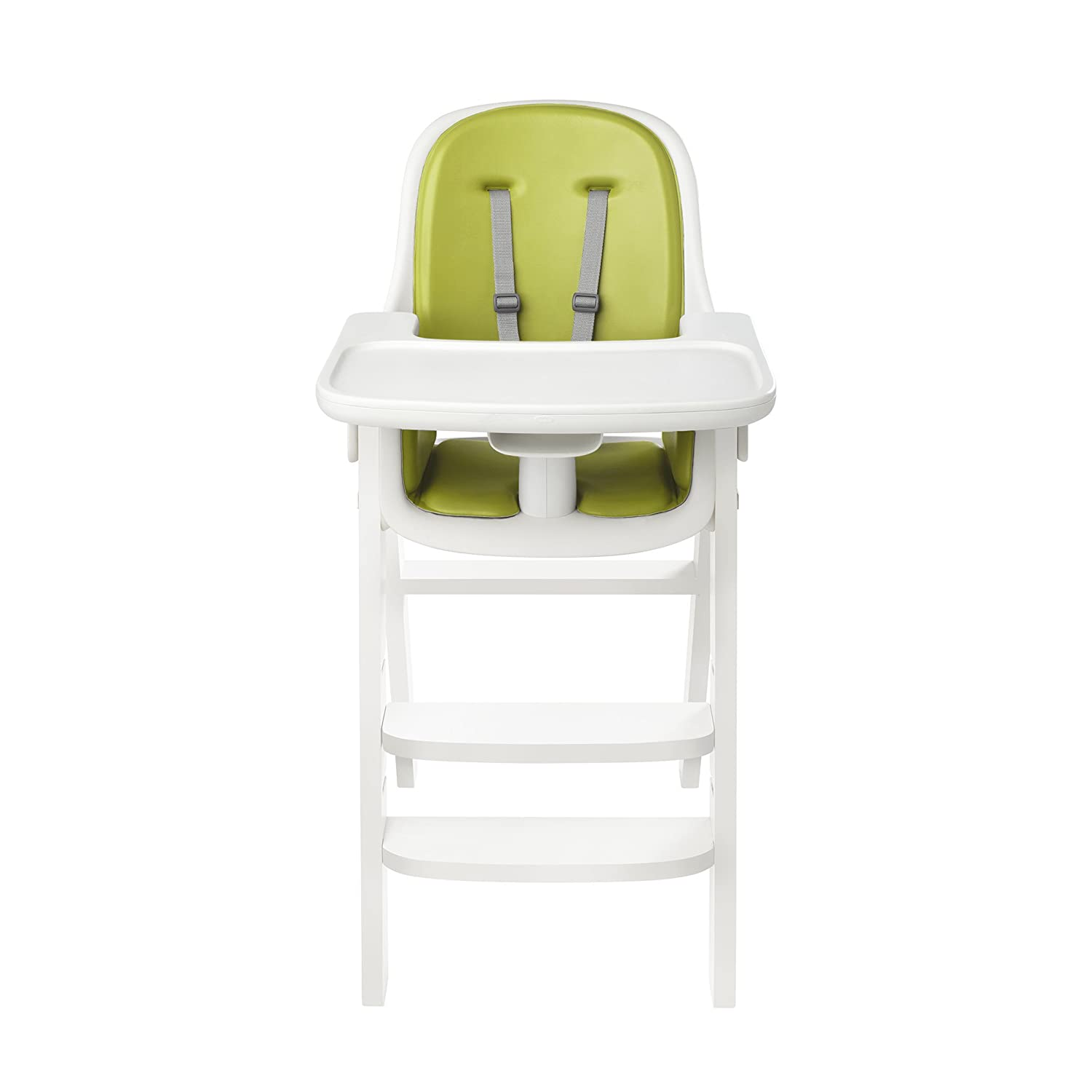 Astonishing Oxo Tot Sprout High Chair Green White Ncnpc Chair Design For Home Ncnpcorg