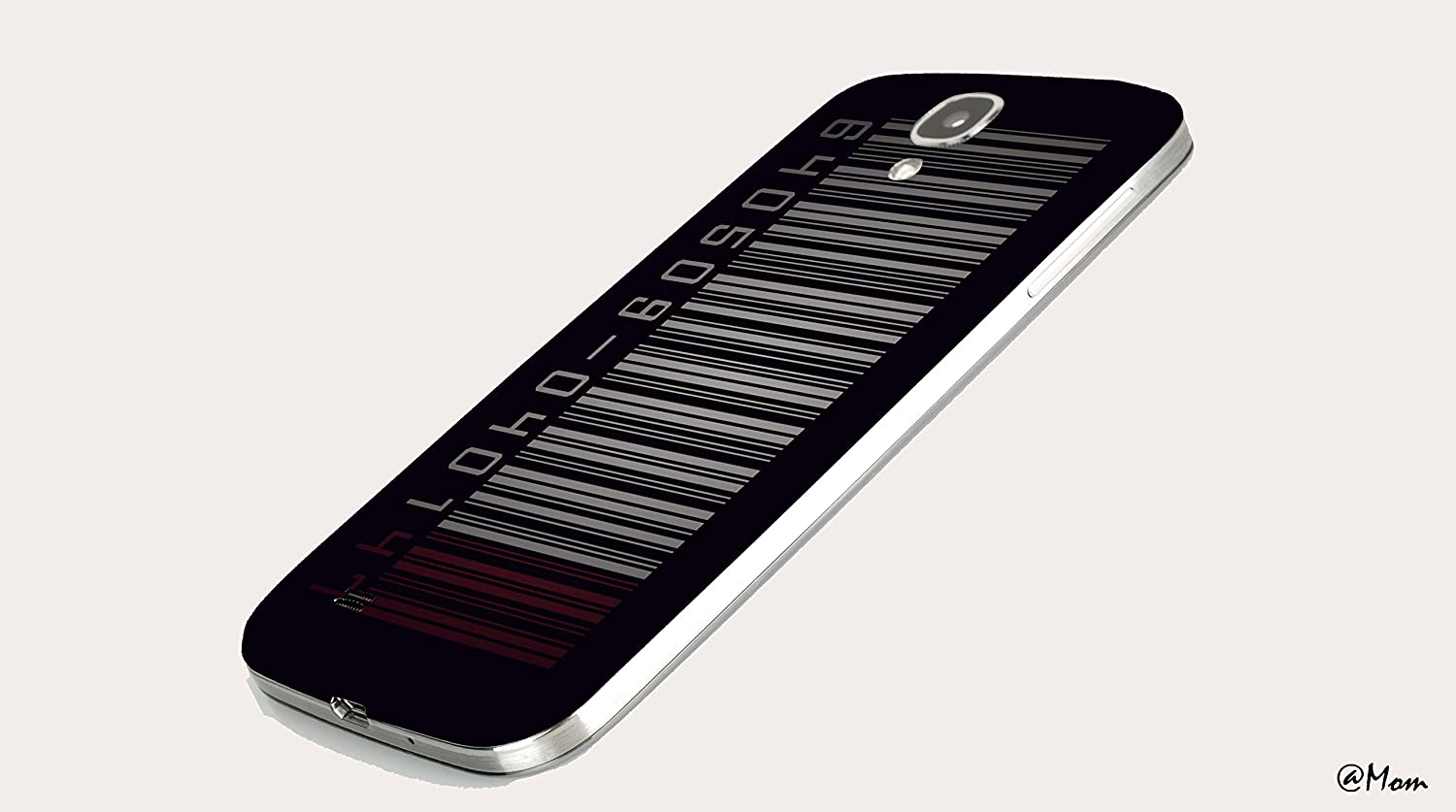 Dcd Hitman Agent 47 Barcode Custom Case For Iphone 4 4s 5 5c 6