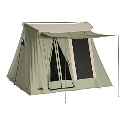 SPRINGBAR Highline 6 | 10x10 Foot Canvas Tent | Water-Tight Cotton Canvas 6-  sc 1 st  Amazon.com & Amazon.com : SPRINGBAR Highline 6 | 10x10 Foot Canvas Tent | Water ...