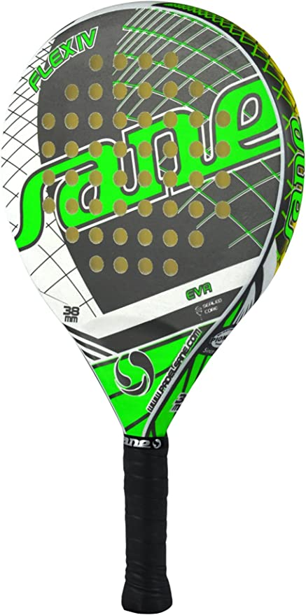 Sane Flex IV Eva Soft Pala de pádel, Unisex Adulto, Multicolor, no ...