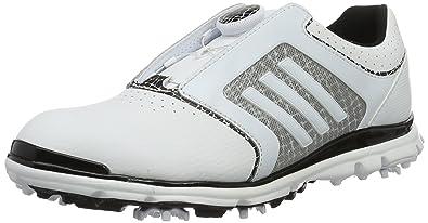more photos 5da42 a0817 adidas Adistar Tour B, Womens Golf Shoes, White (Whitecore Black