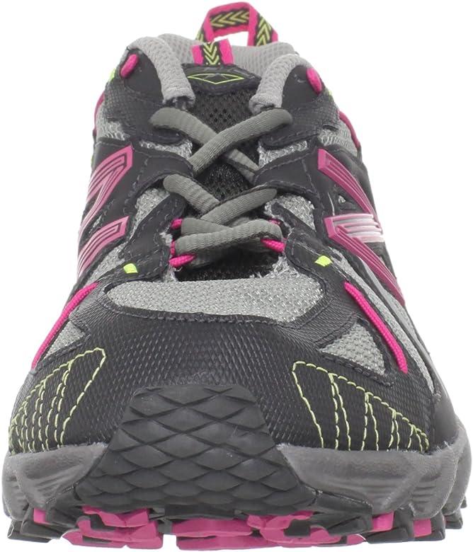 NEW BALANCE WT610 Zapatilla de Trail Running Señora, Color Rosa, Talla 39: Amazon.es: Zapatos y complementos