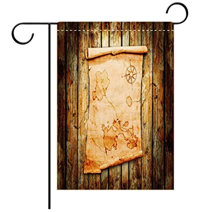 Amazon.com : BEISISS Polyester and Linen Garden Flag Outdoor ... on butterfly house plan, heartland house plan, mama house plan, garden house plan, domino house plan,