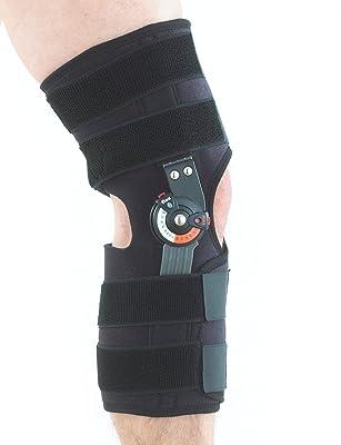 Neo G Medical Grade VCS Adjusta Custom Fit Hinged Knee Brace Review