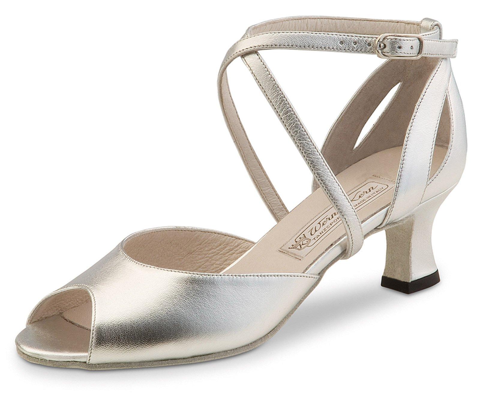 Werner Kern Women's Tiziana - 2 1/4'' (5.5 cm) Latin Heel, 8 M US (5 UK)