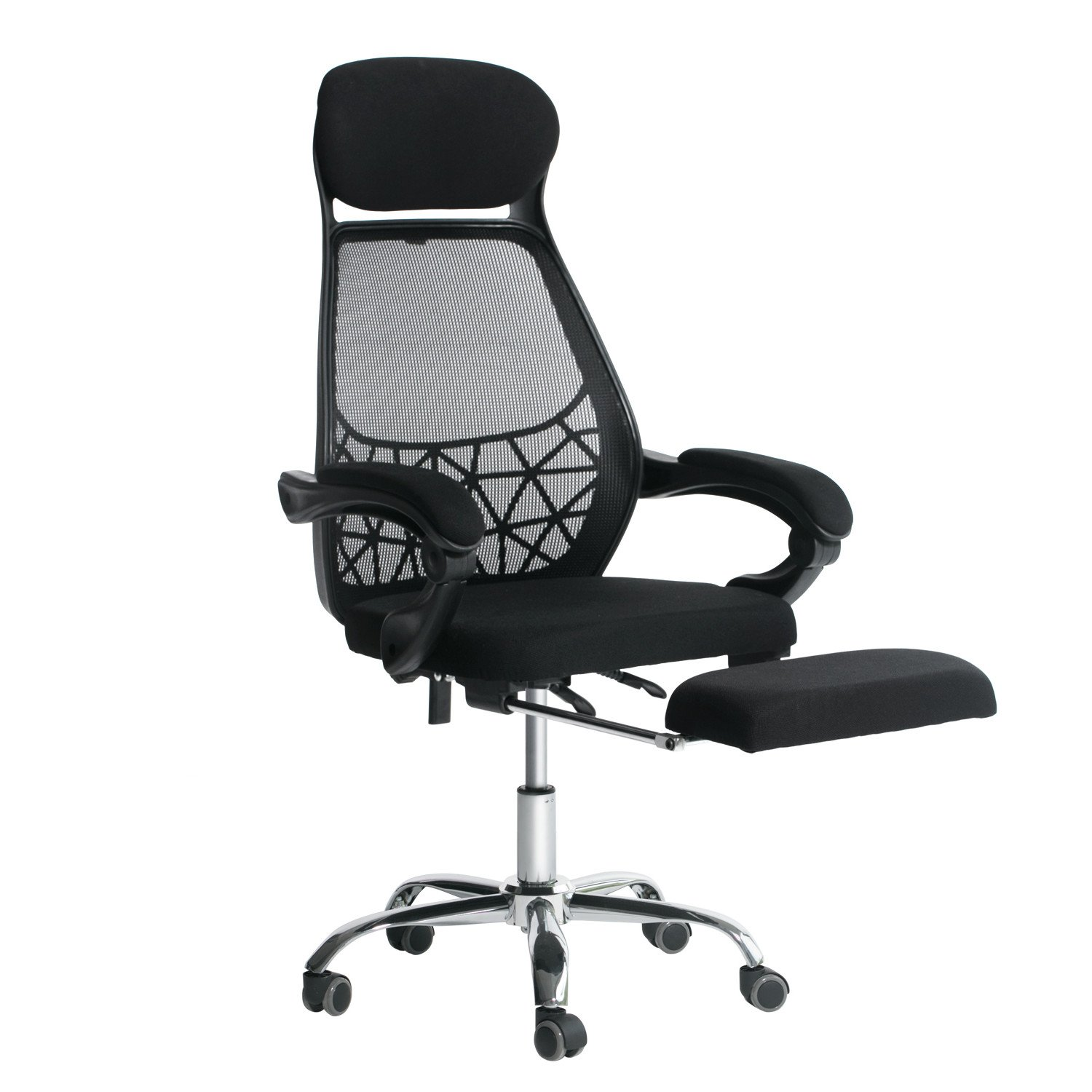 Amazon EverKing High Back Mesh Recliner fice Chair with