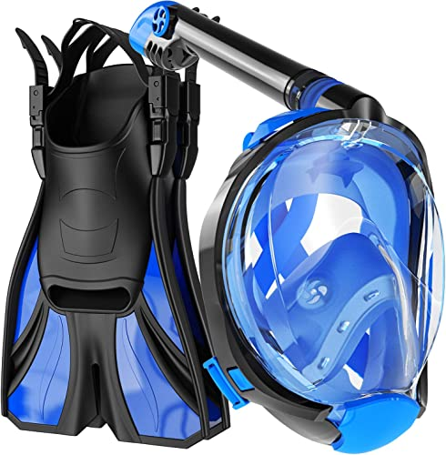 cozia design Snorkel Set with Snorkel MASK