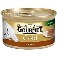 Purina Gourmet Gold Mousse Pollo - Pack de 24 x 85 g - Total 2040 g