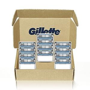 Gillette3 Men's Razor Blades, 12 Blade Refills
