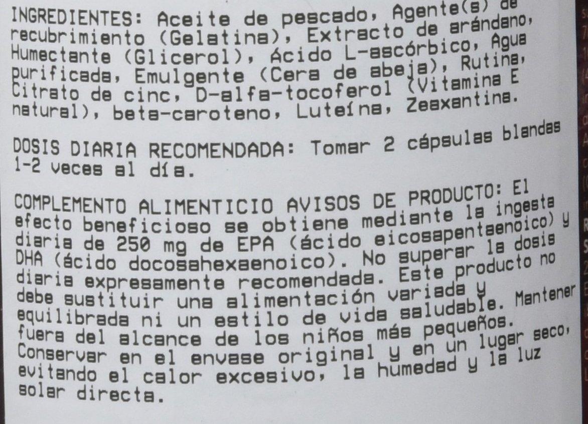 Prozis Eye Defence Formula - 60 Unidades: Amazon.es: Salud y ...