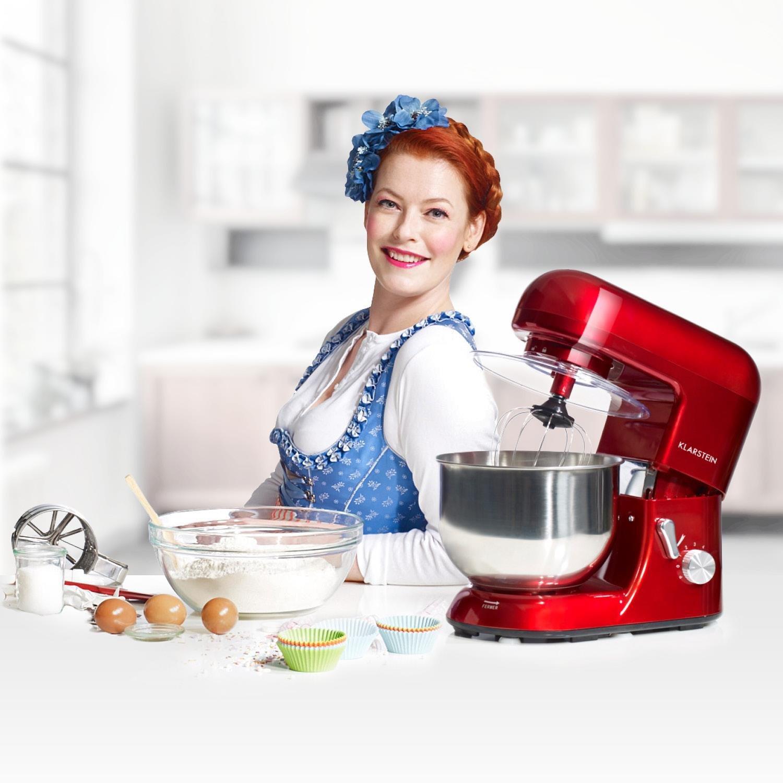 Szeneriebild Küchenmaschine