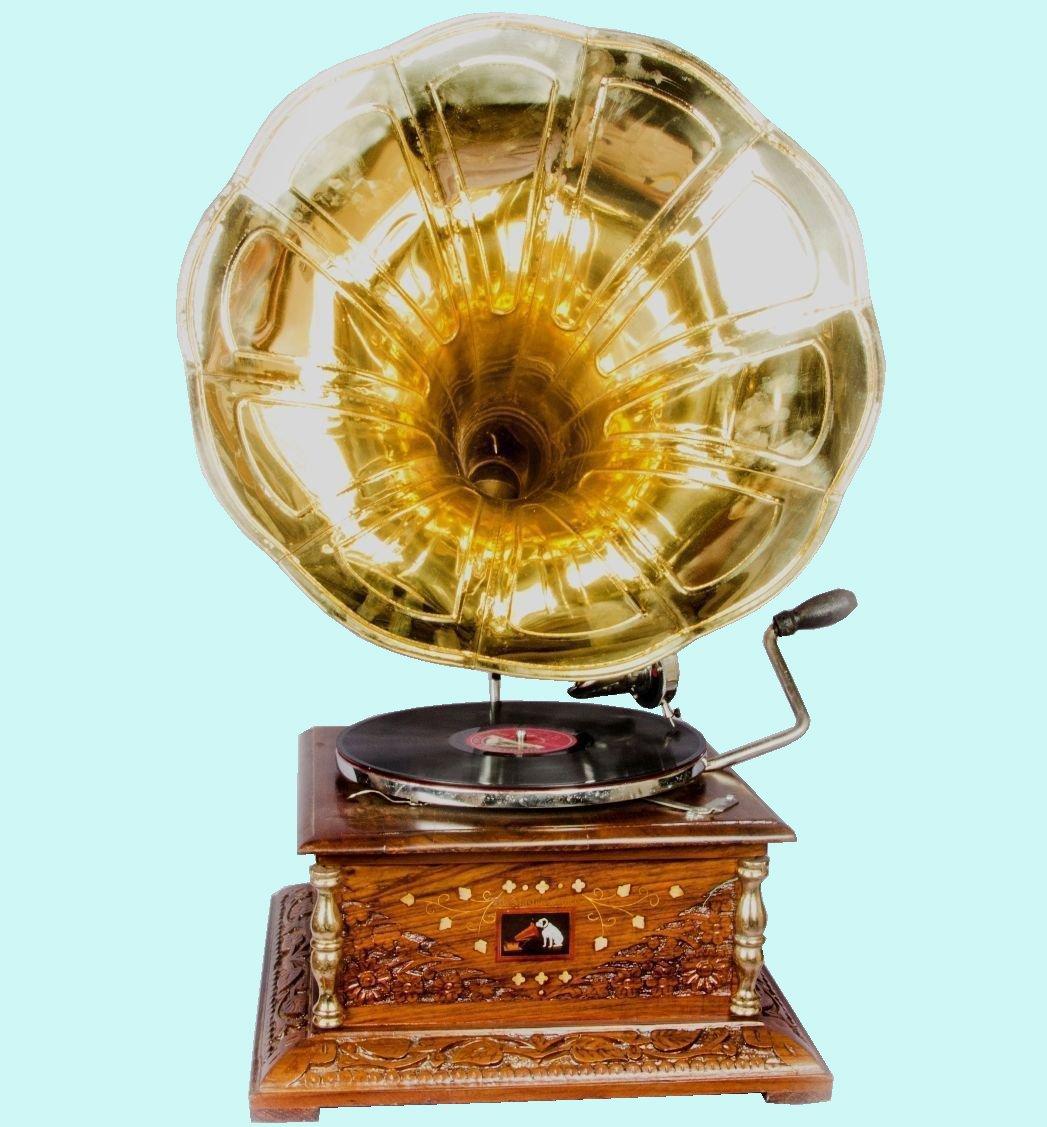 超安い 骨董品Worldヴィンテージ1880アンティーク古い音楽HMV Gramaphone Gramaphone with with SquareボックスPhonograph awusahb 03 B073T11MHL B073T11MHL, アート静美洞:aaae5faf --- mrplusfm.net